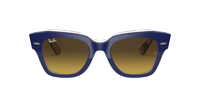 Ray Ban RB2186 132085 State Street