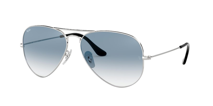 Ray Ban RB3025 003/3F Aviator Large Metal