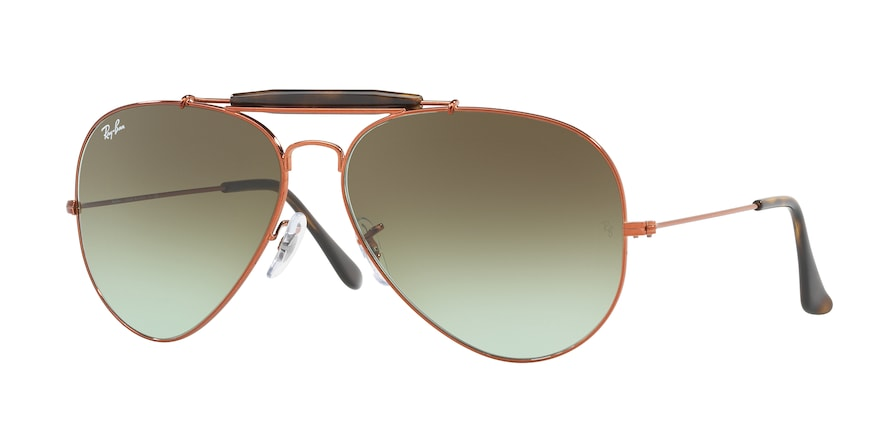 Ray Ban RB3029 9002A6 Outdoorsman Ii