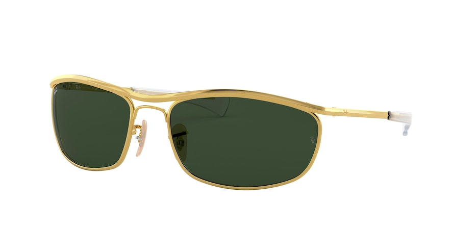 Ray Ban RB3119M 001/31 Olympian I Deluxe