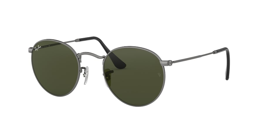 Ray Ban RB3447 029 Round Metal