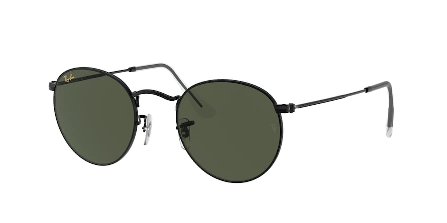 Ray Ban RB3447 919931 Round Metal
