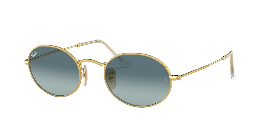 Ray Ban RB3547 001/3M Oval