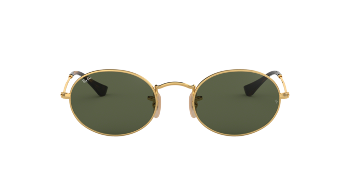 Ray Ban RB3547N 001 Oval