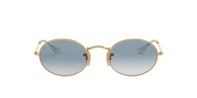 Ray Ban RB3547N 001/3F Oval
