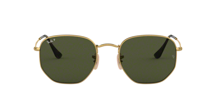 Ray Ban RB3548N 001/58 Hexagonal