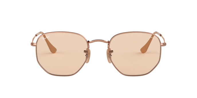 Ray Ban RB3548N 9131S0 Hexagonal