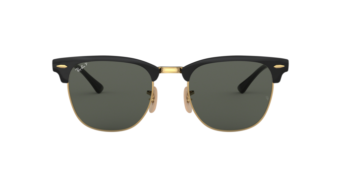 Ray Ban RB3716 187/58 Clubmaster Metal