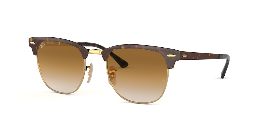 Ray Ban RB3716 900851 Clubmaster Metal