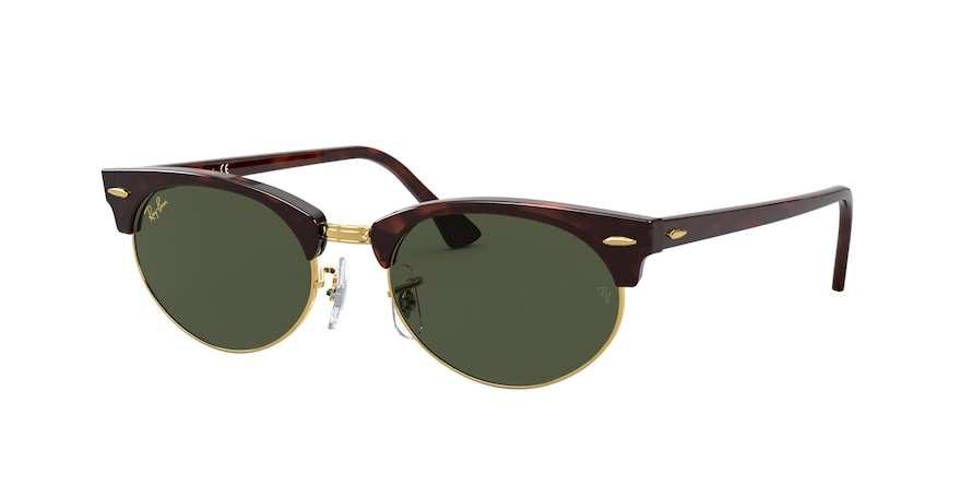 Ray Ban RB3946 130431 Clubmaster Oval