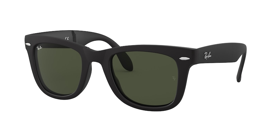 Ray Ban RB4105 601S Folding Wayfarer