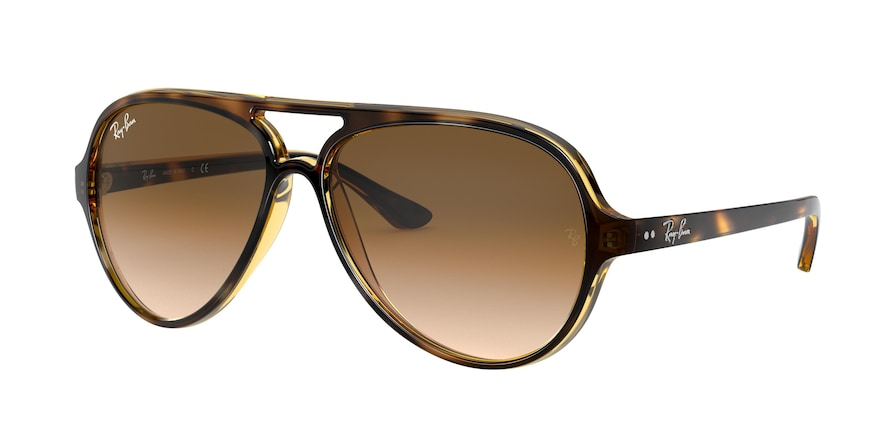 Ray Ban RB4125 710/51 Cats 5000