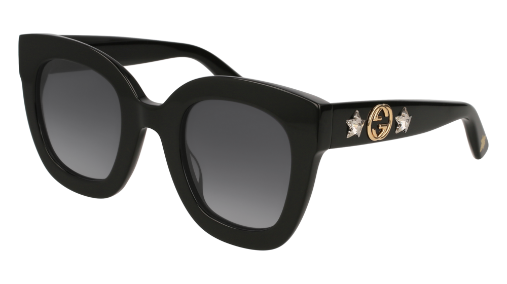 Gucci GG0208S-001 Seasonal Icon
