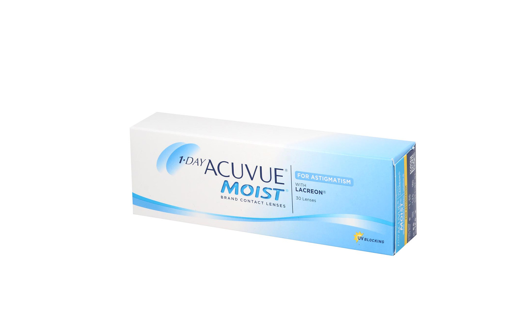 1 Day Acuvue Moist For Astigmatism (30 Lenti)
