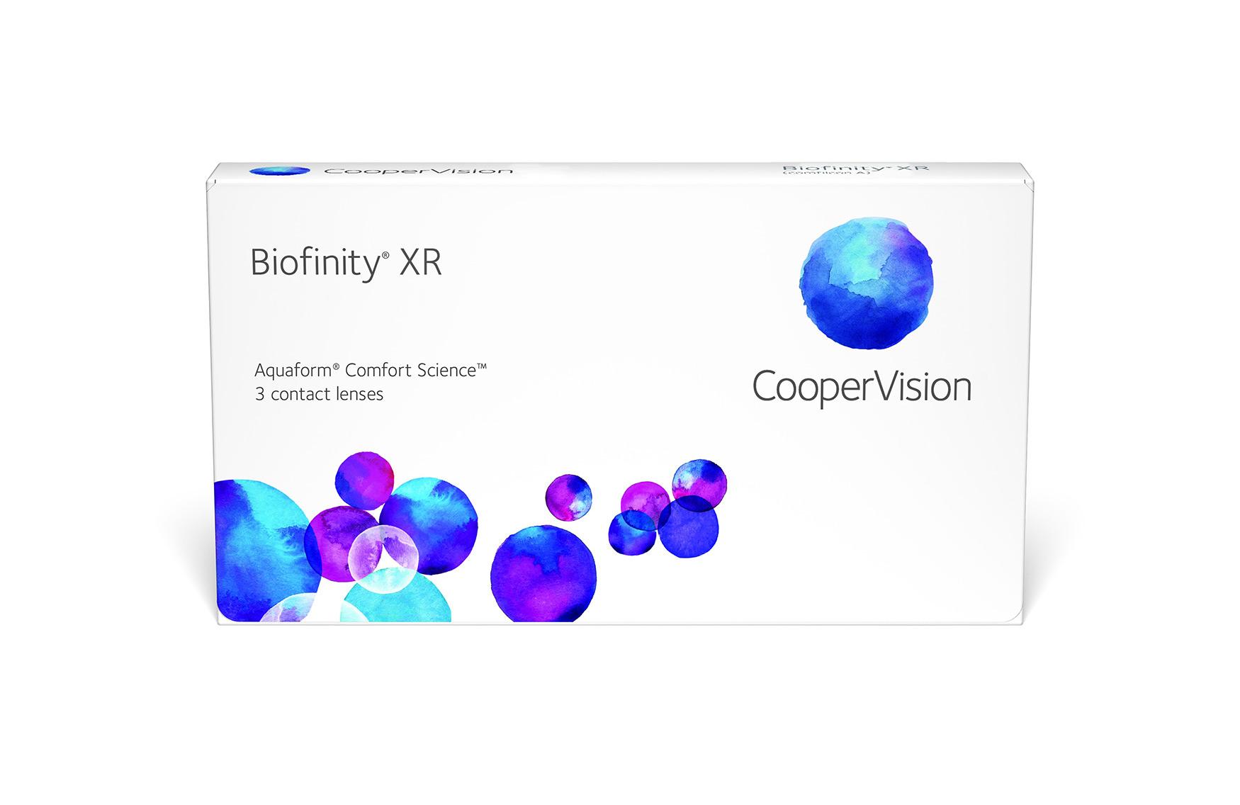 Biofinity Xr (3 Lenti)
