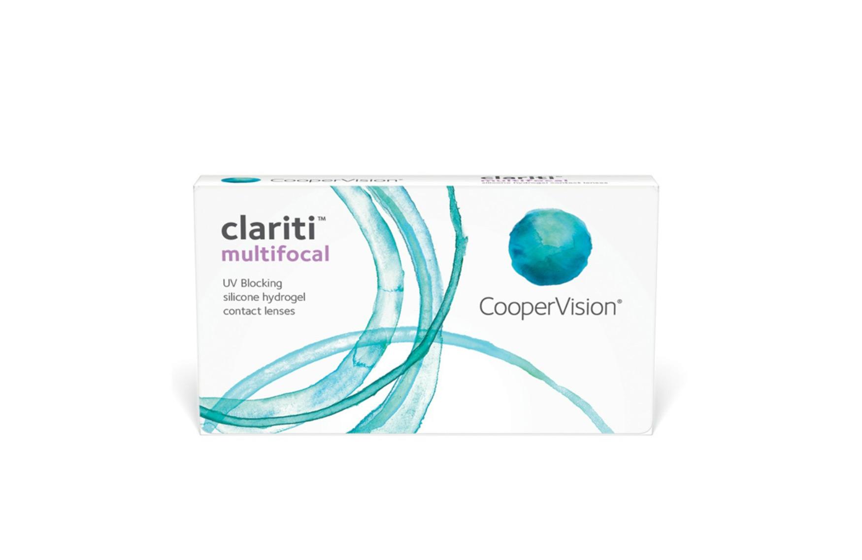 Clariti Multifocal (3 Lenti)