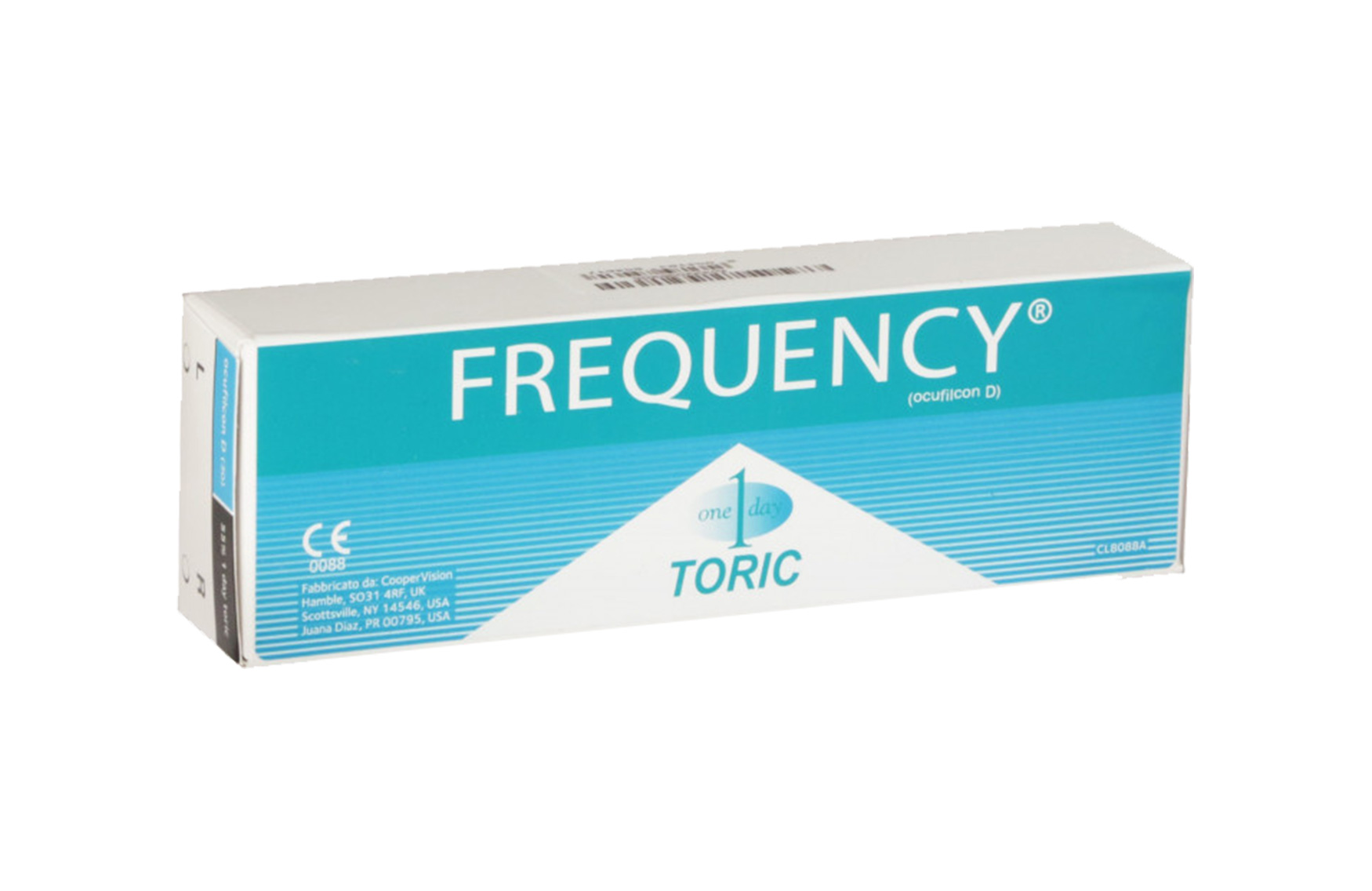 Frequency 1 Day Toric (30 Lenti)
