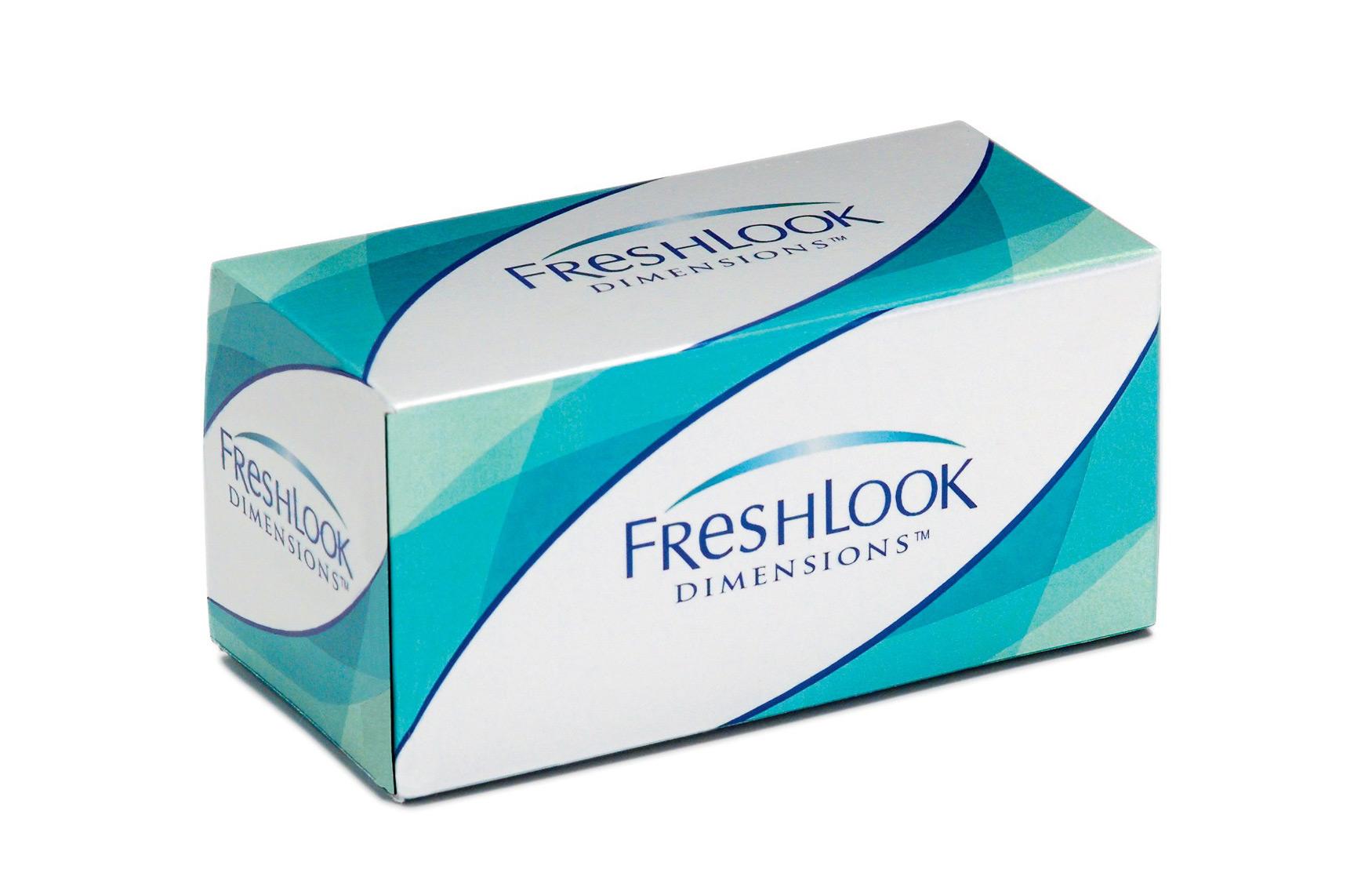 Freshlook Dimensions (6 Lenti)