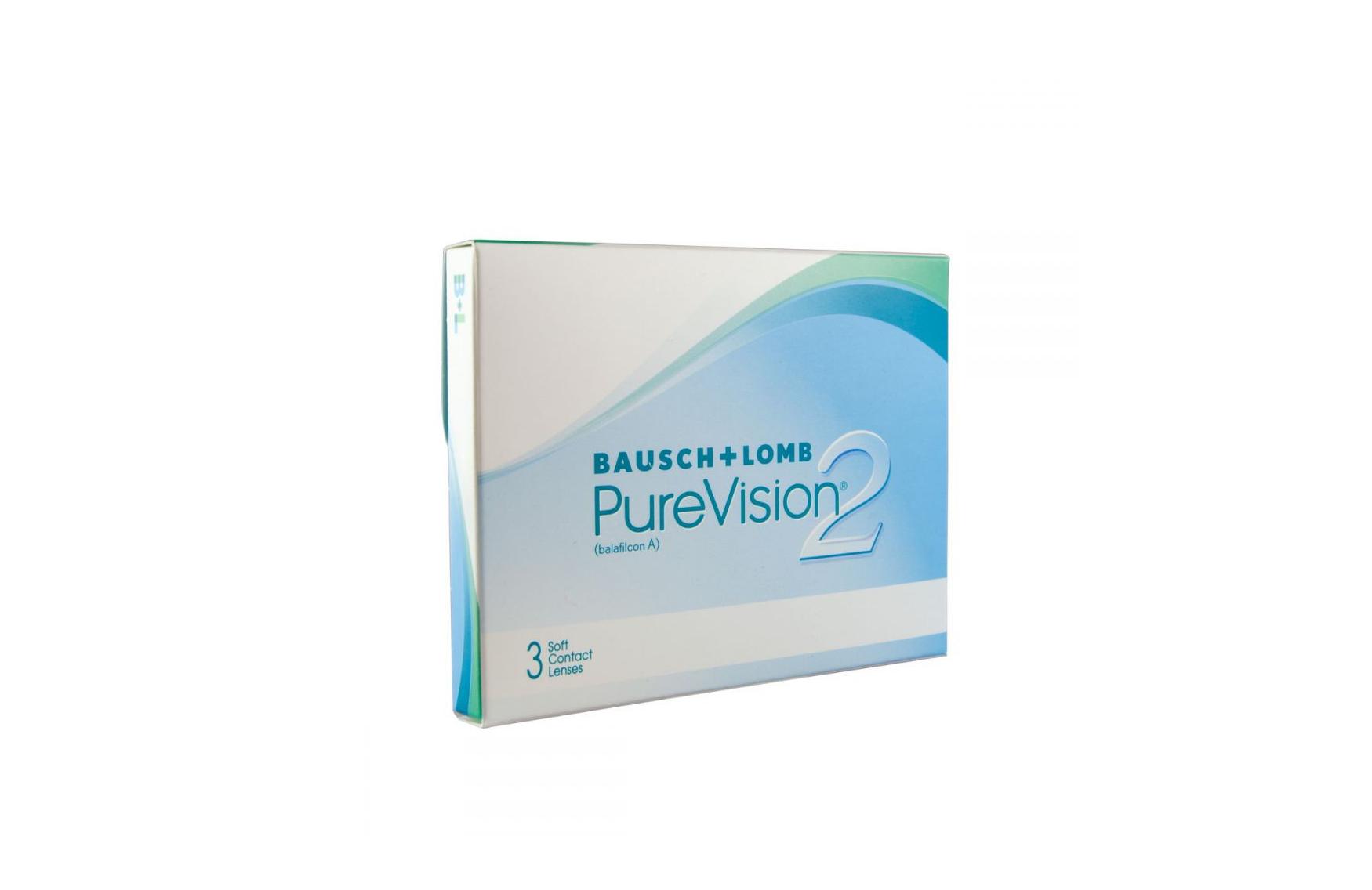 Purevision 2 (3 Lenti)